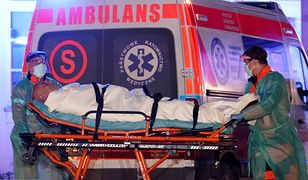 Roman Giertych został przewieziony do szpitala do Otwocka w czwartek po godzinie 18