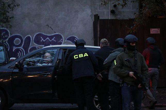 Akcja CBA. Mafia lekowa - zatrzymano obcokrajowca