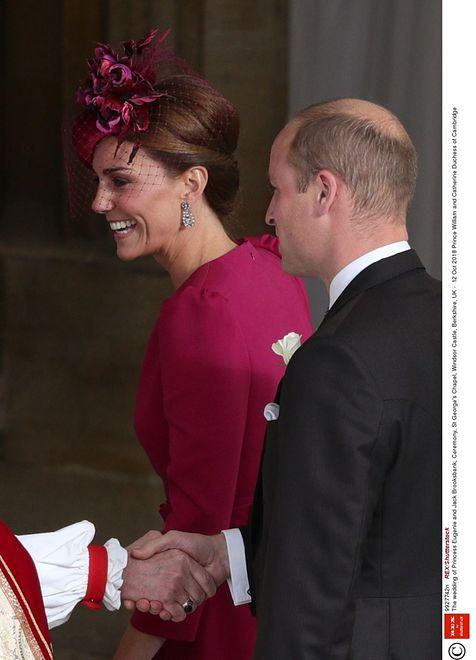 Kate i William nie szczędzili sobie czułych gestów