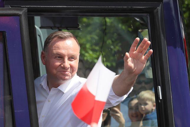 Bon turystyczny. Prezydent Andrzej Duda wyjaśnia, kto i kiedy go dostanie