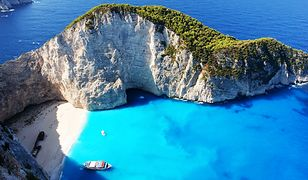 Zakynthos - tajemnice Zatoki Navagio