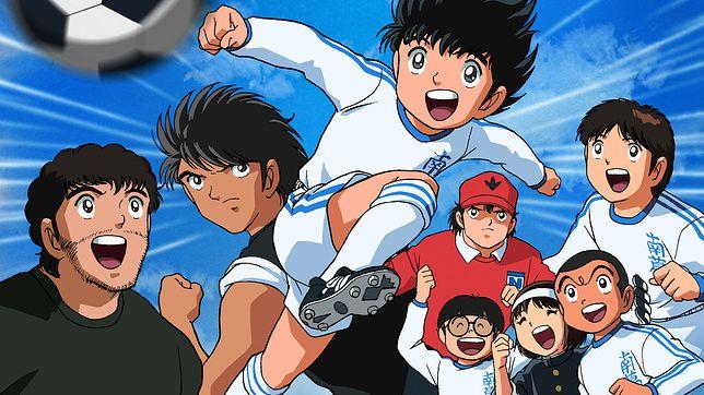 Serial z lat 80. dał podwaliny pod japoński futbol