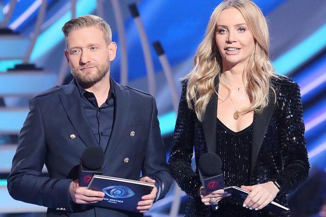 """Finał """"Big Brothera"""" poprowadzą Agnieszka Woźniak-Starak i Bartek Jędrzejak"""