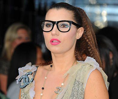 """Grace Woodward w 2010 r. jako jurorka """"Top Model"""""""