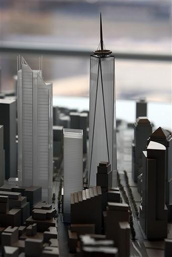 Znamy już projekt wież WTC