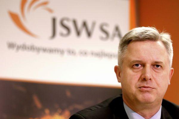 Jarosław Zagórowski - Prezes Zarządu Jastrzębskiej Spółki Węglowej S.A.