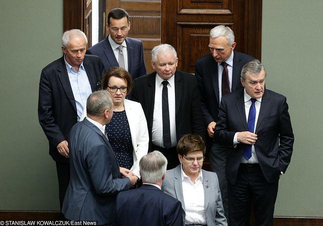 Morawieckiego na czele rządu jeszcze nie teraz?