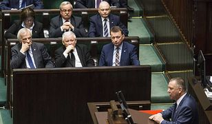 """Afera w NIK. Jarosław Kaczyński i Marian Banaś w osobistym sporze z rodziną w tle. """"Pewnych granic się nie przekracza"""""""