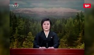 #KresyŚwiata: Prezenterka z Korei Północnej podbiła serca internautów. Nagrania z nią są hitem