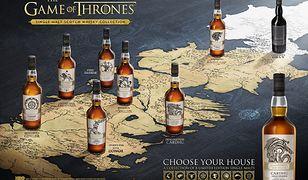 """Whisky inspirowana """"Grą o tron"""" w Lidlu. Sieć chwali się limitowaną kolekcją trunków"""
