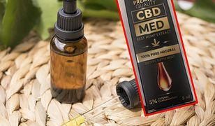 Olejek CBD wycofany z rynku. Miał za duże stężenie THC