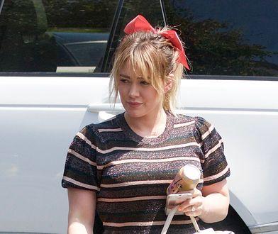 Hilary Duff urodziła w wieku 24 lat. Początki nie były łatwe