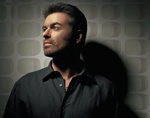 George Michael fot. Sony BMG