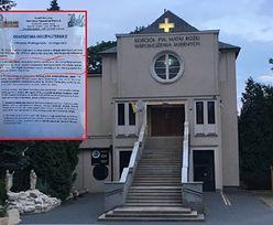 Kościół rozpętał burzę na Dzień Kobiet. Szybka reakcja