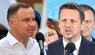 Wybory 2020. Podatki i obietnice wyborcze. Andrzej Duda i Rafał Trzaskowski