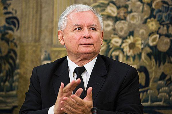 Kaczyński: Andrzej Duda uosobieniem nadziei na zmiany