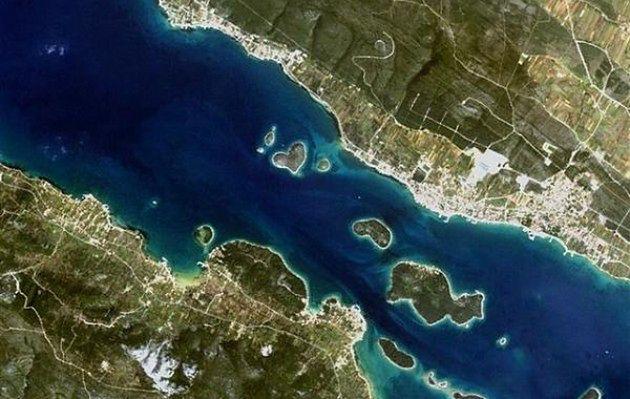 Wyspa Galesnjak, Chorwacja