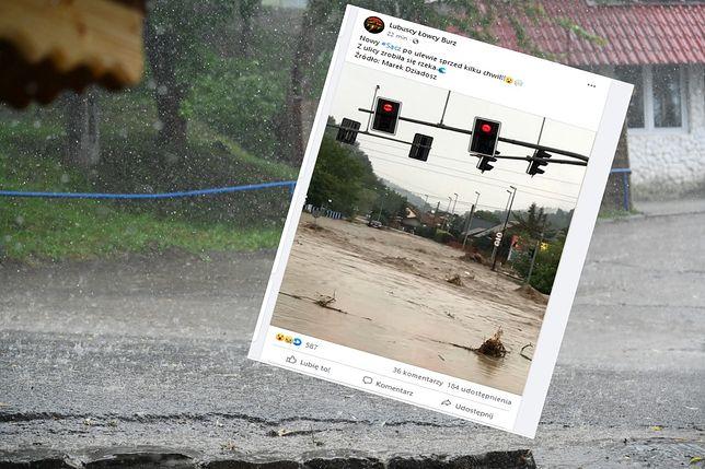 Gdzie jest burza? Niebezpieczna pogoda w Polsce