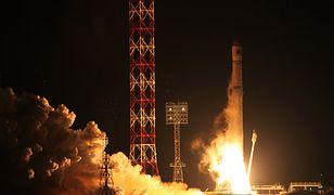 Rakieta Sojuz wystartowała z Gujany Francuskiej
