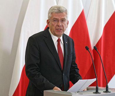 Stanisław Karczewski, marszałek Senatu.