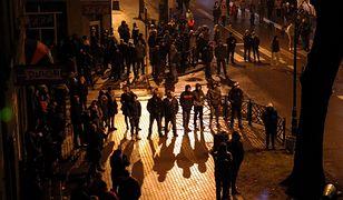 Zamieszki w Ełku po śmierci mężczyzny. Skazano trzy osoby