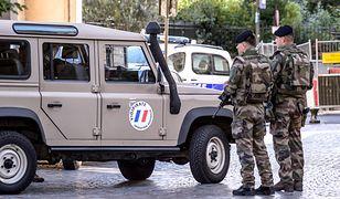 Zaatakował francuskich żołnierzy. Służby: nie był nam znany, nie miał przeszłości kryminalnej