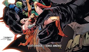Uniwersum DC: Liga Sprawiedliwości. Tom 4. Szósty wymiar