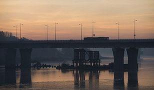 Jest zgoda na budowę kładki rowerowej na Moście Łazienkowskim