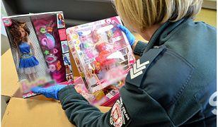 2214 sztuk niebezpiecznych dla dzieci zabawek zostanie zniszczonych na koszt importera.