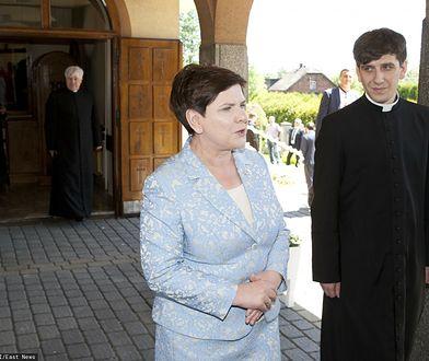 """Europosłowie PiS potępiają """"ataki na Szydło i jej rodzinę"""""""