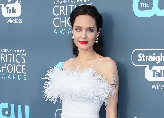 Wychudzona Angelina Jolie z córką Vivienne. Fani martwią się o zdrowie aktorki