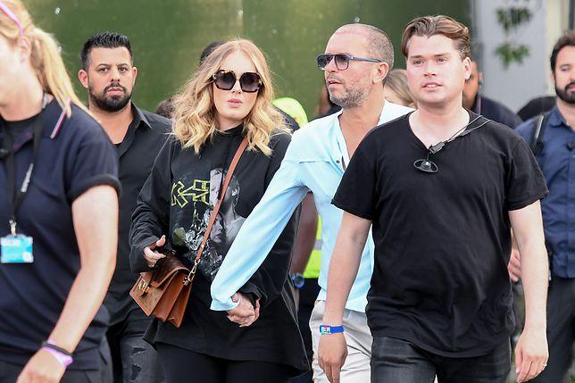 Adele chudnie w oczach. Fani martwią się o stan zdrowia piosenkarki