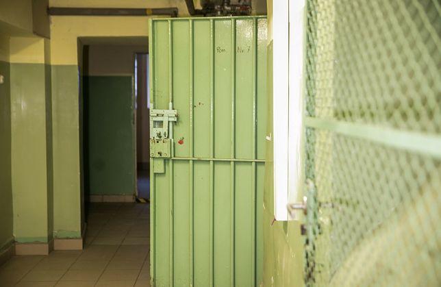 Pińczów. 72-letni osadzony zabił współwięźnia