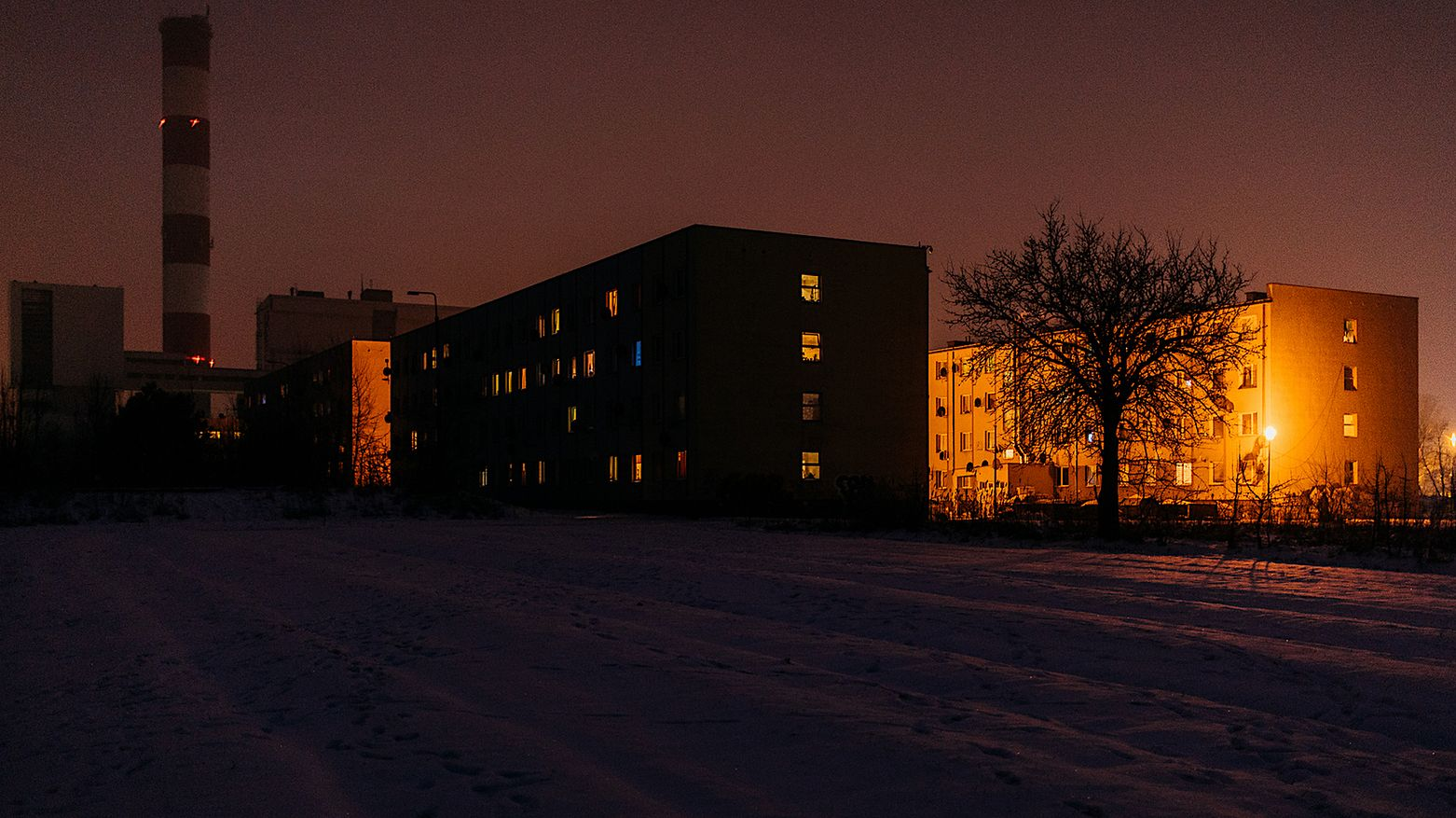 Przy ul. Marii Gajl stoi sześć bloków socjalnych. Położone są daleko od centrum Radomia
