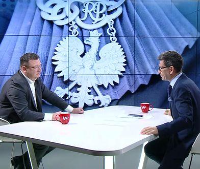 """""""Czy to jest normalne?!"""" Michał Wójcik o zachowaniu Lecha Wałęsy"""