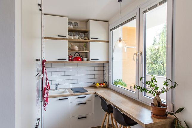 Kącik jadalny w małej kuchni - 5 praktycznych porad na jej aranżację