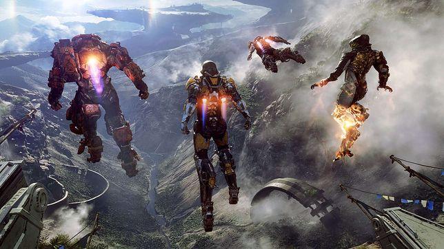 """Najładniejsza gra targów E3? Poznajcie """"Anthem"""""""