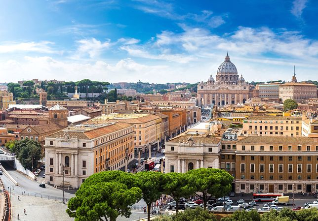 Miejsce 8. Rzym, Włochy