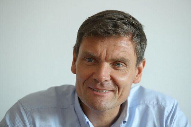 Adam Korol jest dyrektorem gdańskiego biura ds. sportu