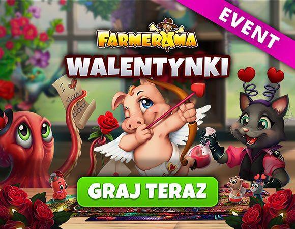 Farmerama Walentynki