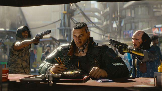 """Uchylili rąbka tajemnicy i się zaczęło. """"Cyberpunk 2077"""" w ogniu krytyki"""