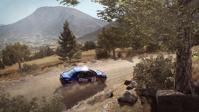 Dirt Rally to realistyczny symulator rajdowy ze znanej serii gier Dirt