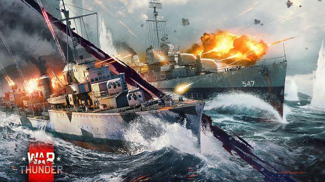 War Thunder nadciąga na Xbox One. Twórcy gry ogłaszają testy marynarki