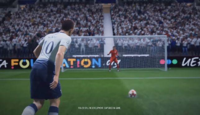 FIFA 20: najważniejsza nowość uchwycona na zwiastunie. Wielu na to czekało