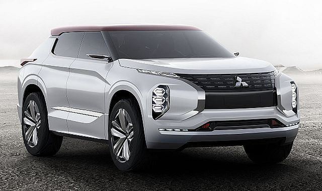 Mitsubishi GT-PHEV Concept: hybrydowy długodystansowiec