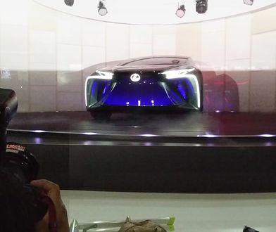 Premiera pierwszego elektrycznego Lexusa: LF-30