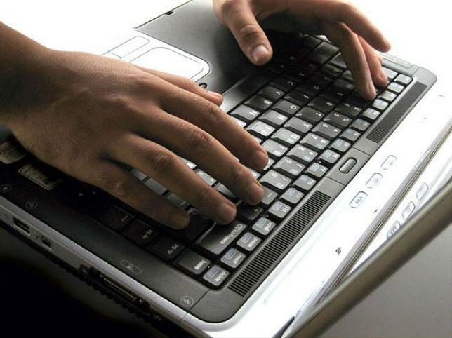 Pół miliona złotych - to łup cyberprzestępców