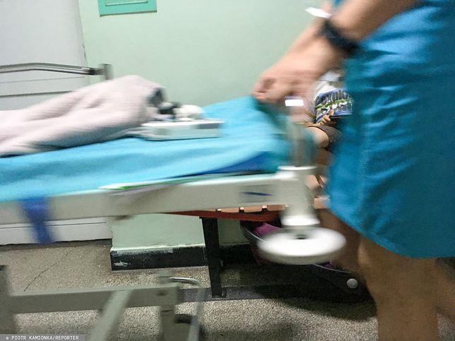Mimo wysiłków lekarzy, 11-latek zmarł w szpitalu