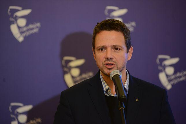 Rafał Trzaskowski zapowiada dekomunizację ulic w Warszawie