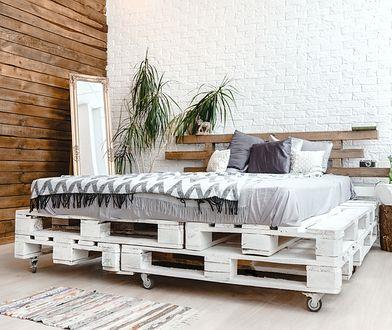 Aranżacja sypialni z głową i za grosze jest możliwa!